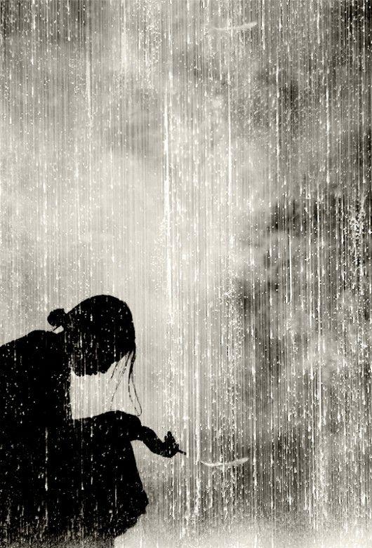Hujan di Hari Rabu